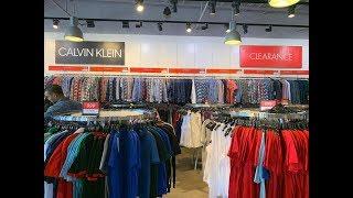 A Mais Barata Calvin Klein de Orlando - Preços Calvin Klein Estados Unidos