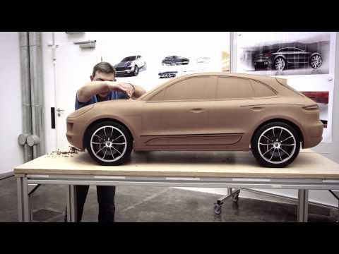 Porsche Macan. Design. HD!