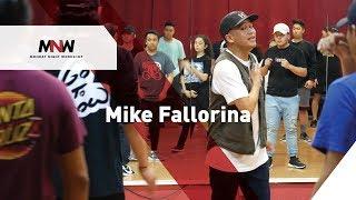 monday night workshop mike fallorina majorlazer   run up