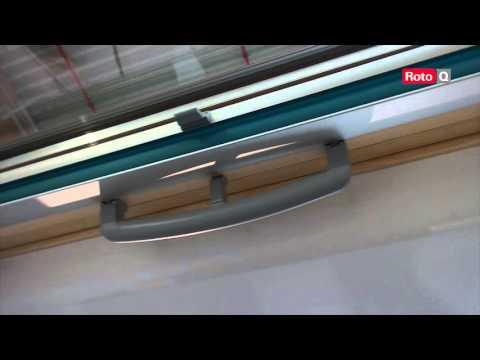 EN - Installing the RotoQ manual roller shutter basic