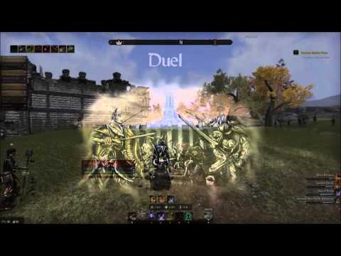 ESO cz sk pvp league #1 extended