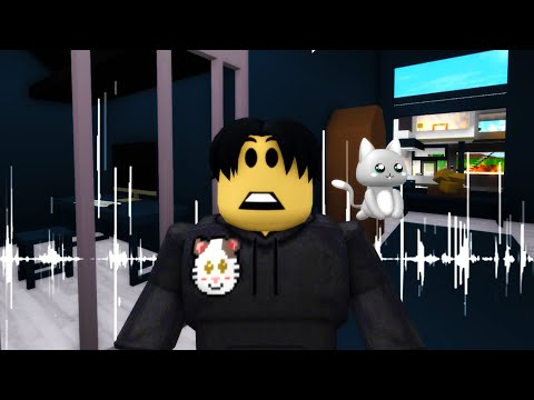 I heard scary whispers in this Roblox BrookHaven