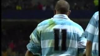 Ireland vs Argentina RWC 1999
