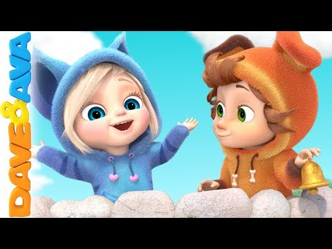 🌈 Baby Songs   Kids Songs and Nursery Rhymes by Dave and Ava ☂️