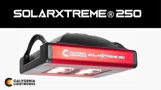 SolarXtreme 250 - Full Spectrum LED Grow Light