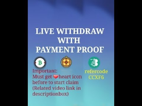 Part-2-Best Bitcoin Apps || Payment Proof || How To Get Heart(see Part 3-link In Description)