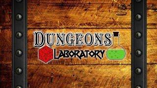 Dungeons Laboratory - Crowdfunding