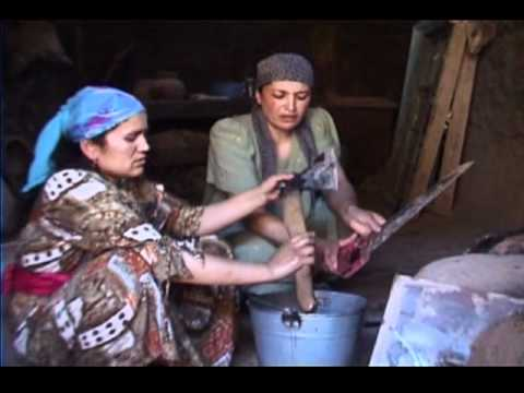 Soil improvement in Tajikistan