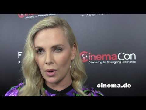 Atomic Blonde // Charlize Theron // Interview // CINEMA-Redaktion