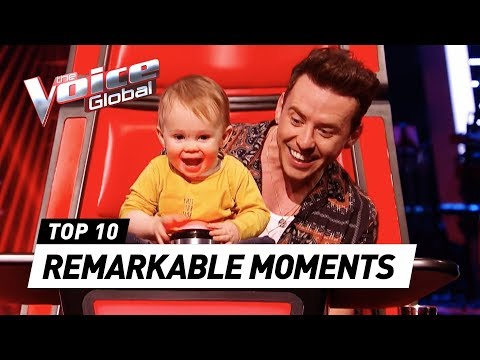 FUNNIEST MOMENTS & MOST REMARKABLE Blind Auditions of 2019   The Voice Rewind