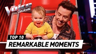 FUNNIEST MOMENTS & MOST REMARKABLE Blind Auditions of 2019 | The Voice Rewind