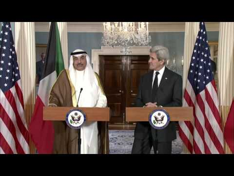 NATO News w/CC; 10.21.2016. Secretary Kerry met with Kuwait Foreign Minister Sabah