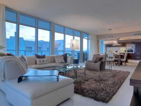 Miami Beach Luxury Penthouse Apartment For Rent