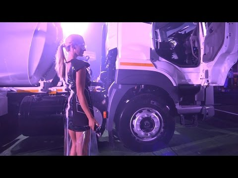 UD Trucks Quester grand launch for Southern Africa
