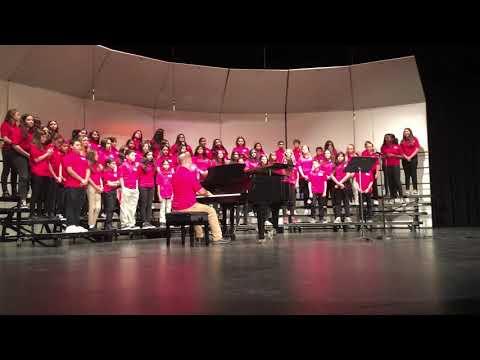 Pistor Middle School Choir