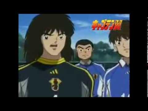 Arya Wiguna Vs. Captain Tsubasa (Parody)