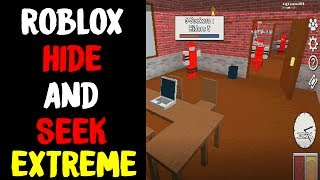 Roblox Hide and Seek Extreme - Gaming Brothers