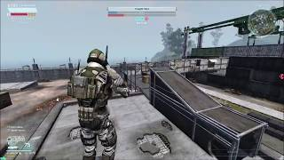 Defiance Gameplay 8/18/2018- Freight Yard Capture And Hold PVP - pc