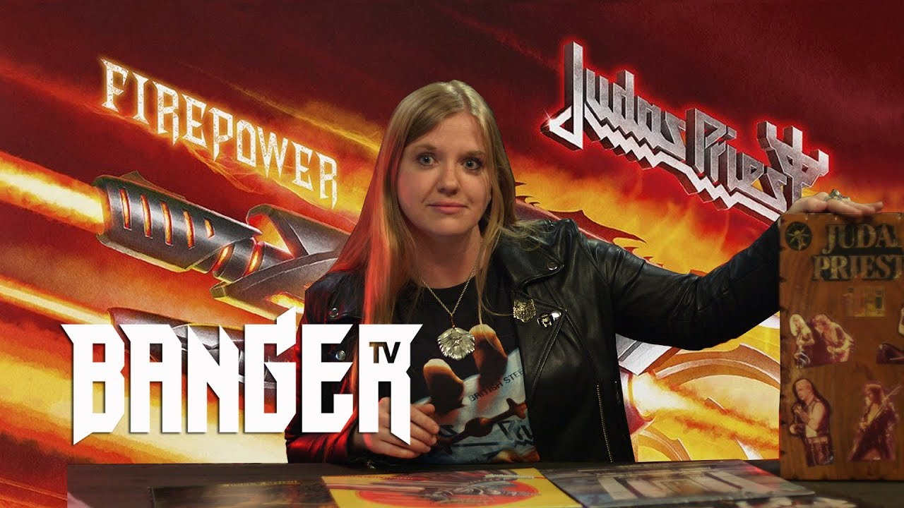 JUDAS PRIEST Firepower Album Review youTube Thumbnail