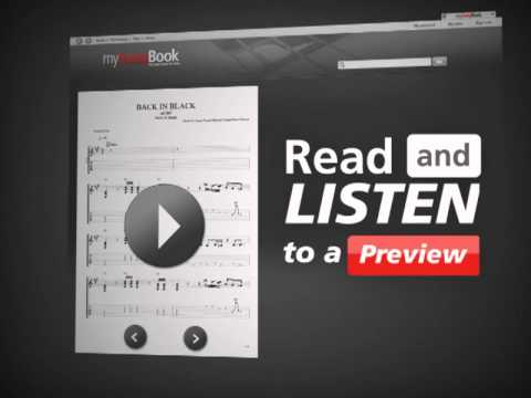 mySongBook.com - The Next Stage in the Guitar Pro Experience