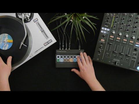 Timetosser and vinyl