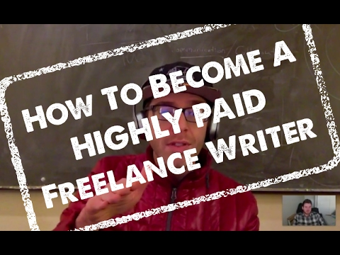 How To Become A Freelance Writer - Interview with Aaron Oren