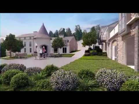 Limoges - France - Luxury Golf, Spa & Family Resort