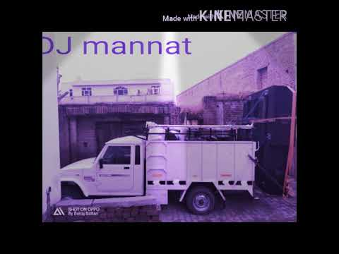Barat New Song Remix By Dj Mannat!! Jaat Di Barat Tha Tha Krde Hard Remix!!