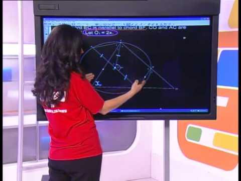 Revision:  Euclidean Geometry