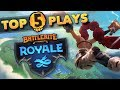 Top 5 Unbelievable Outplays in Battlerite Royale