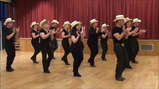 CHIPPIN AWAY Line Dance (Dance & Teach in French)