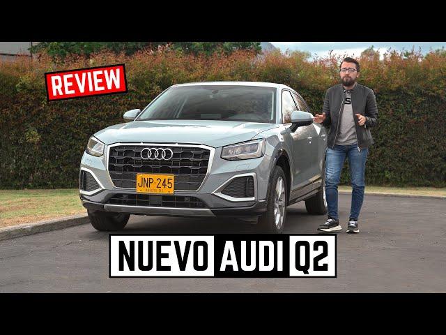 Audi Q2 2021 🔥 Así es la nueva versión 35 TFSI 🔥 Prueba - Reseña
