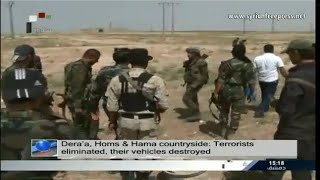 Syria News 30/4/2015, Special American force arrived Turkey to train moderate terrorists