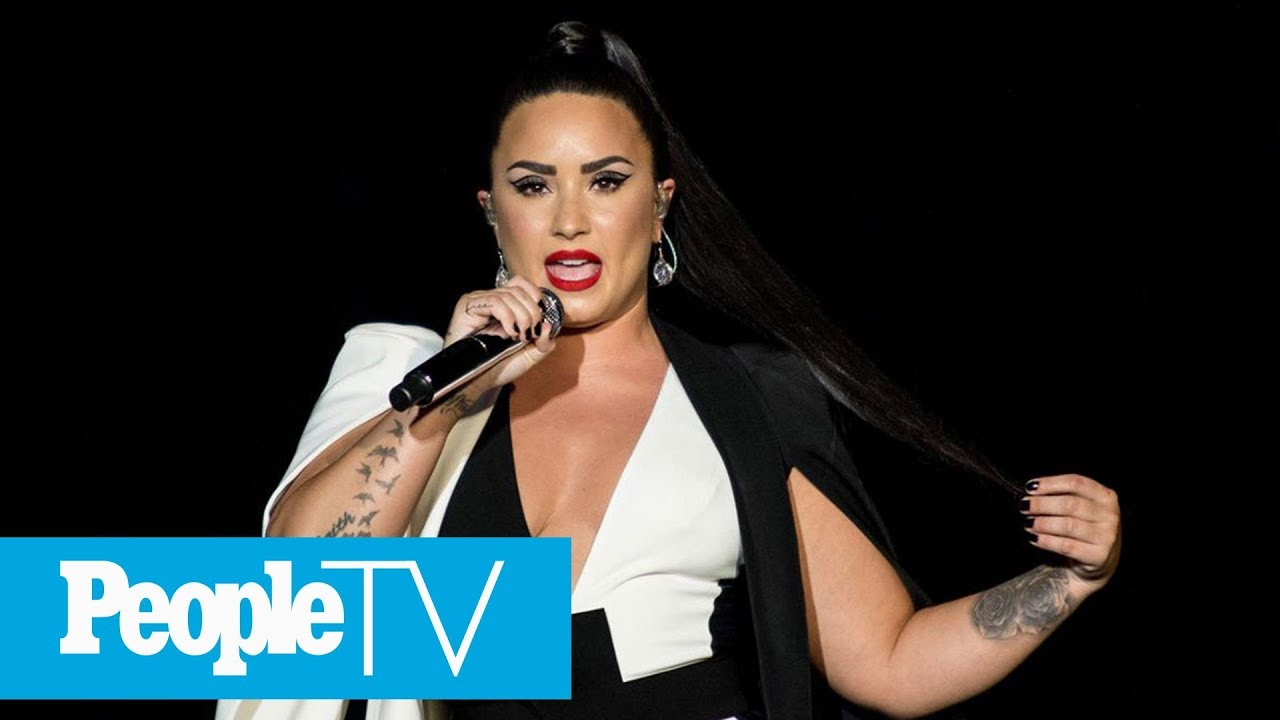 Demi Lovato Breaks Silence After Overdose And Hospitalization: 'I Will Keep Fighting' | Pe