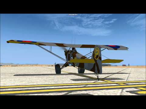 [HD] FSX FREEWARE REVIEW - Corben Baby Ace