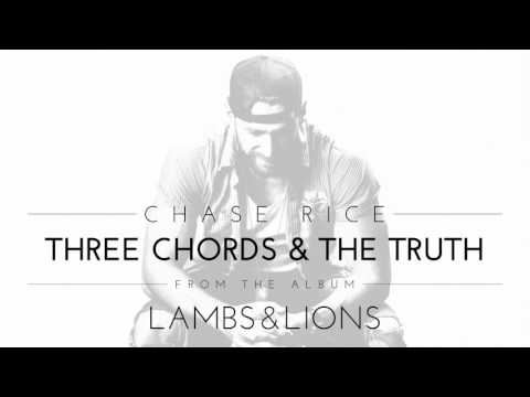 Chase Rice, \'Three Chords & the Truth\' [Listen]
