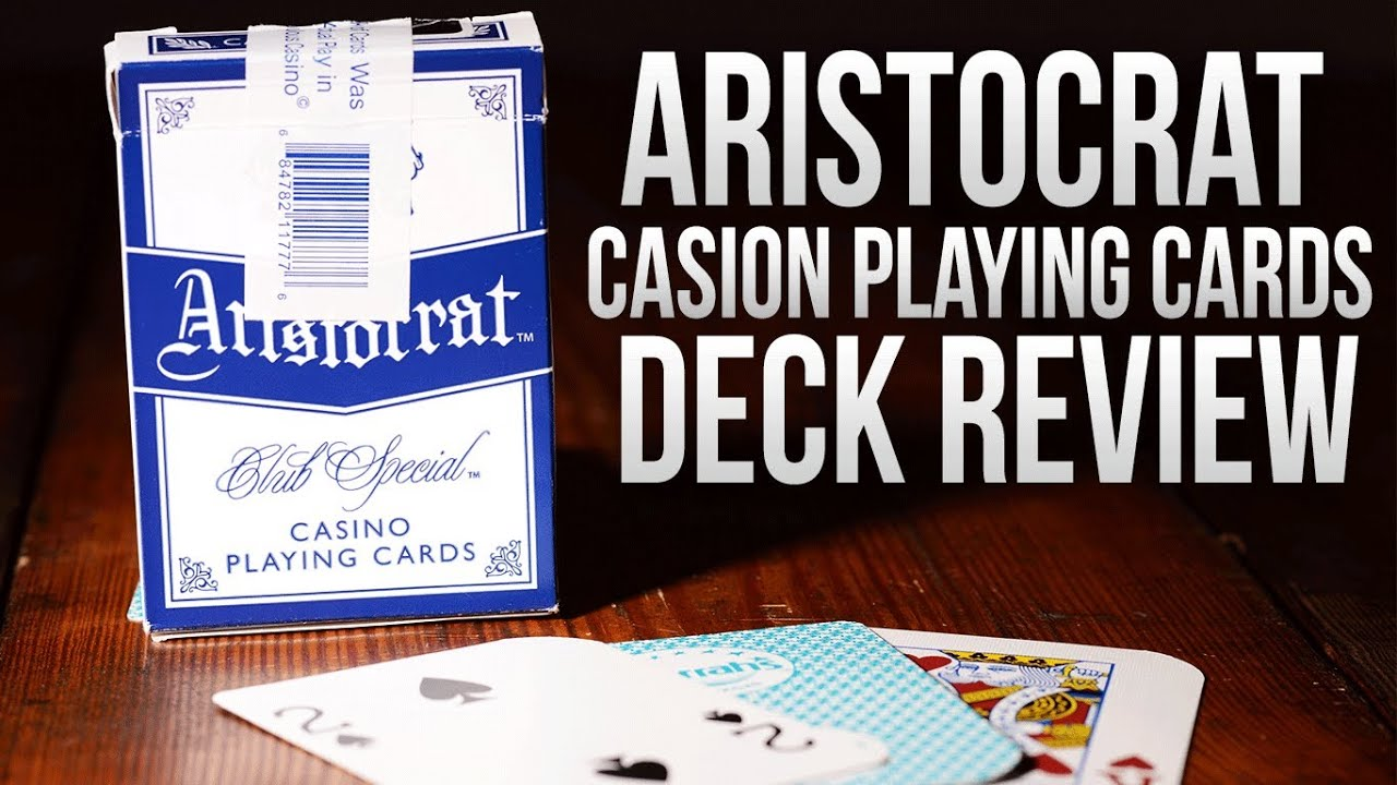 Harrahs casino deck of card civil war gambling/ dominos