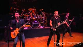 Nickelback - Gotta Be Somebody ( Live Nation )