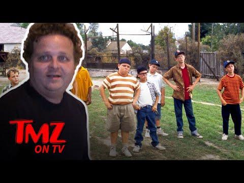 &39;Sandlot&39; Star Teases Possible Spot In Reboot  TMZ TV