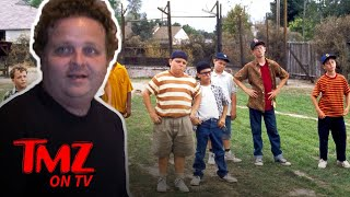 'Sandlot' Star Teases Possible Spot In Reboot! | TMZ TV