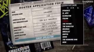 WWE '12: Create-A-Mode HD Gameplay Part 3   DanQ8000