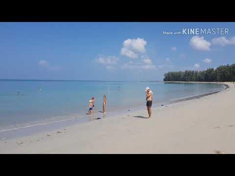 Пляж национального парка Сиринат Май Као о. Пхукет