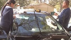 2006 Honda CR-V windshield replacement #2