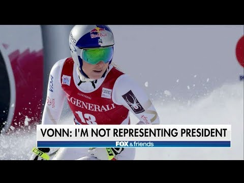 Tomi Lahren on Lindsey Vonn's Anti-Trump Comments: 'These Athletes Just Can't Help Themselves'