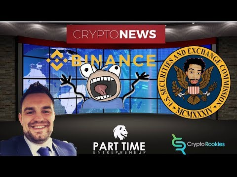 Crypto News Binance Hack, SEC subpoena, Trevon James & Japan crypto BAN!!!