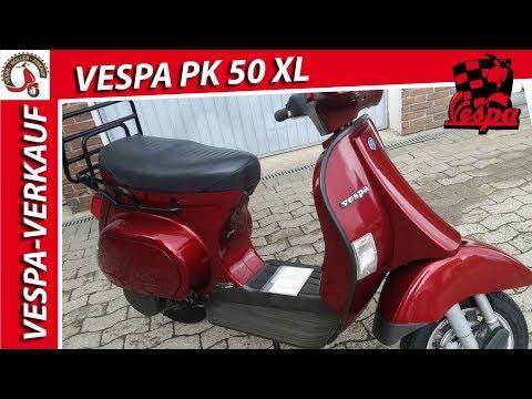 VESPA PK50XL ►Automatik - Bj.1991 ► TOP ZUSTAND►  PK 50 XL AUTOMATIC