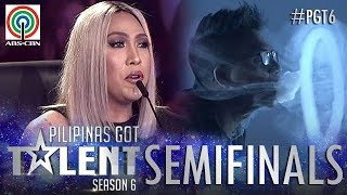 Pilipinas Got Talent 2018 Semifinals: JM Bayot - Vape Smoke Tricks