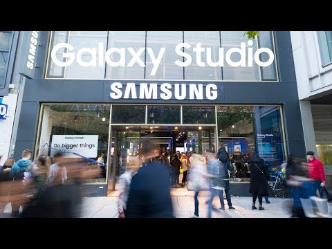 Opening Ceremony Galaxy Studio Frankfurt, September 2017