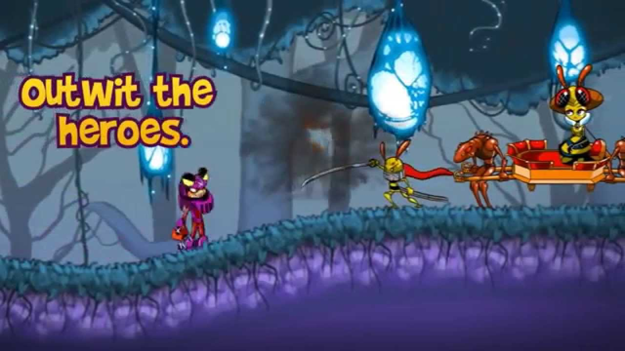Nefarious The Game About Being A Villain Youtube