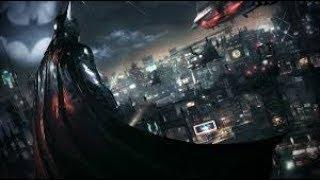 GUAI SERI PER BATMAN - batman arkham night
